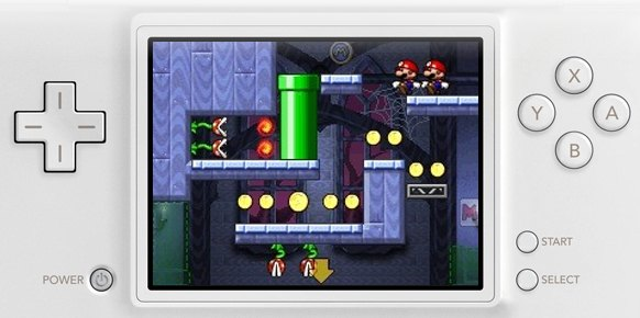 Mario vs. Donkey Kong ¡Minilandia! (Nintendo DS)
