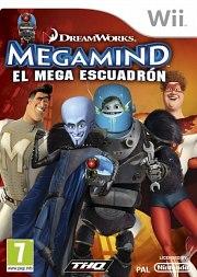 Megamind: El Mega Escuadrón Wii