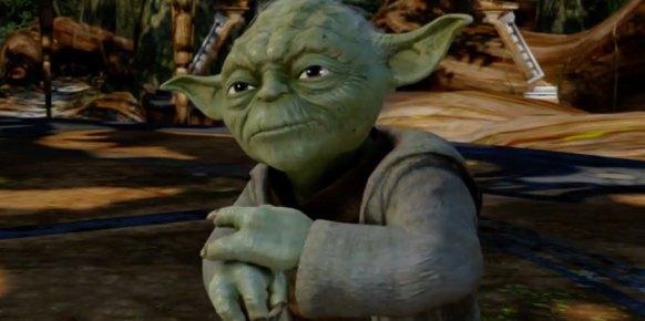 Star Wars Kinect (Xbox 360)