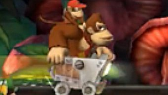 Video Donkey Kong Country 3D, Gameplay Trailer
