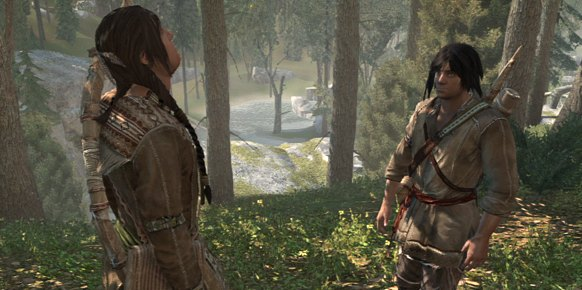Assassin�s Creed 3 an�lisis