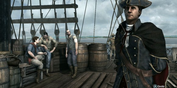 Assassin's Creed 3 análisis