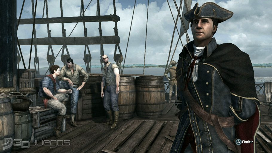 Assassin�s Creed 3 - An�lisis