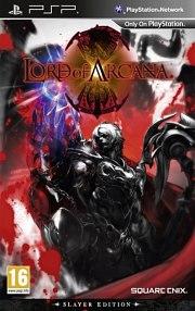 Lord of Arcana PSP