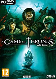 Cartula oficial de A Game of Thrones: Genesis PC