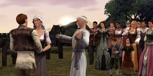 Los Sims Medieval (PC)
