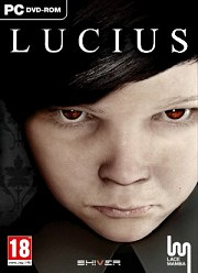 Car�tula oficial de Lucius PC