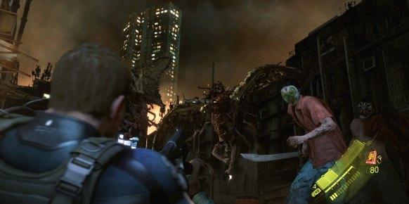 Resident Evil 6: Impresiones jugable E3 2012