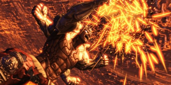 Asura's Wrath: Impresiones Captivate 2011