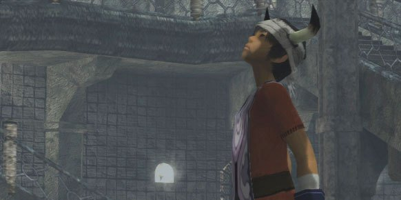 Ico and Shadow of the Colossus