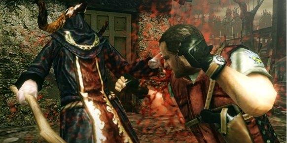 Resident Evil Mercenaries 3D an�lisis
