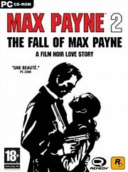 Car�tula oficial de Max Payne 2 PC