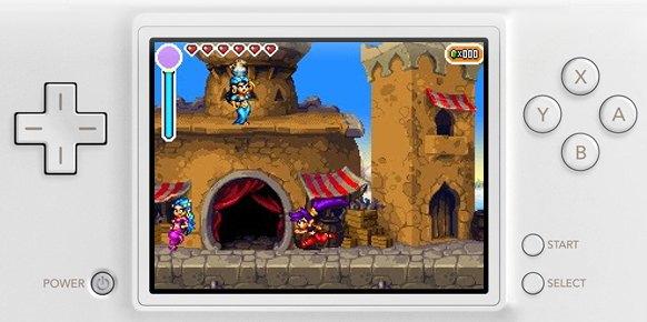 Shantae Risky's Revenge an�lisis