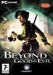 Car�tula oficial de Beyond Good & Evil PC