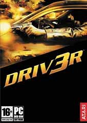 Car�tula oficial de Driver 3 PC