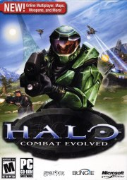 Car�tula oficial de Halo: Combat Evolved PC