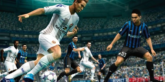 PES 2012 PS3