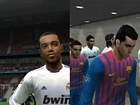 PES 2012 - Gameplay: Comparativa PES 2011-2012