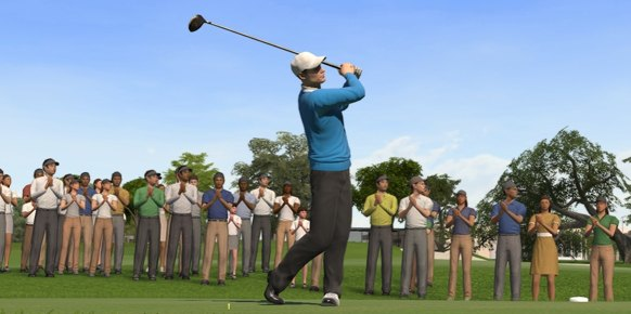 Tiger Woods PGA Tour 12 (Xbox 360)
