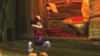 Video Rayman 3 HD, The Worlds