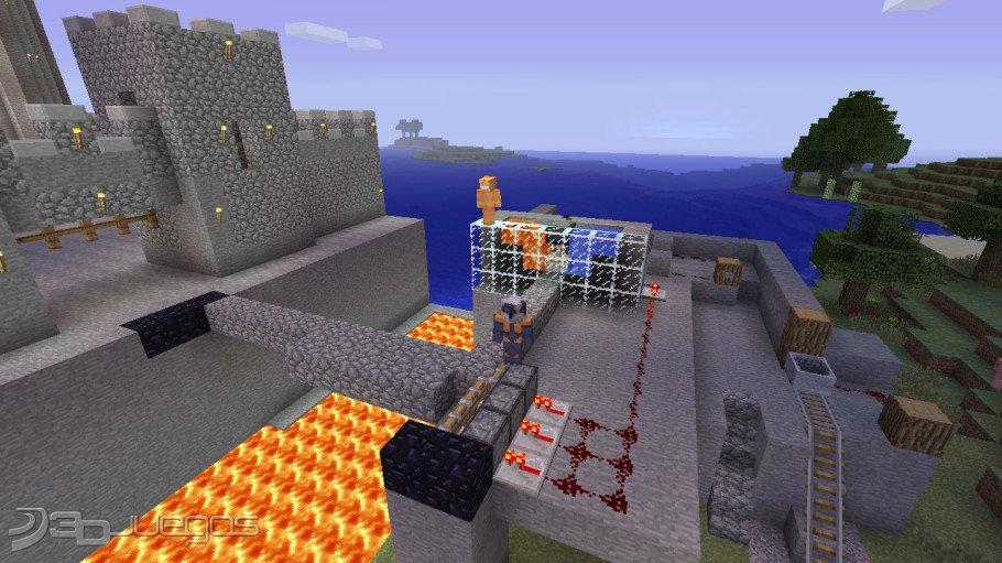 Imgenes de Minecraft para Xbox 360  3DJuegos