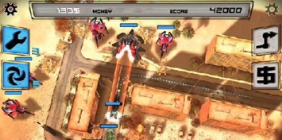 Anomaly: Warzone Earth iPhone