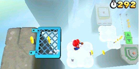 Super Mario 3D Land: Impresiones jugables