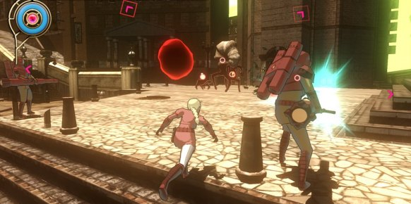 Gravity Rush Vita