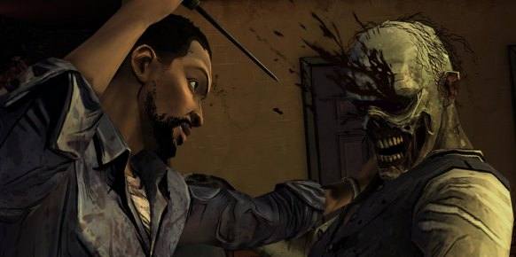 The Walking Dead Episode 1: Primer contacto
