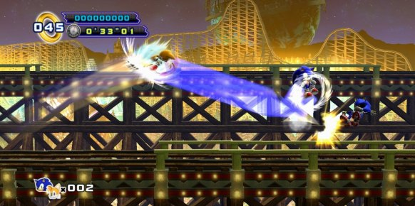 Sonic the Hedgehog 4 Episode 2 (PlayStation 3)