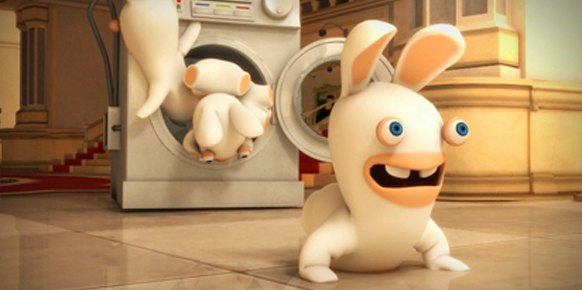 Rabbids 3D an�lisis