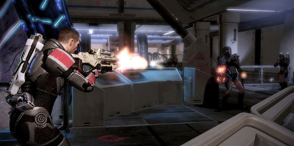 Mass Effect 2 Arrival an�lisis