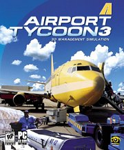 Car�tula oficial de Airport Tycoon 3 PC