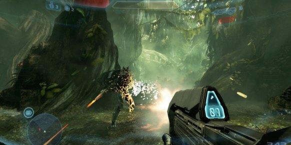 Halo 4: Impresiones E3 2012