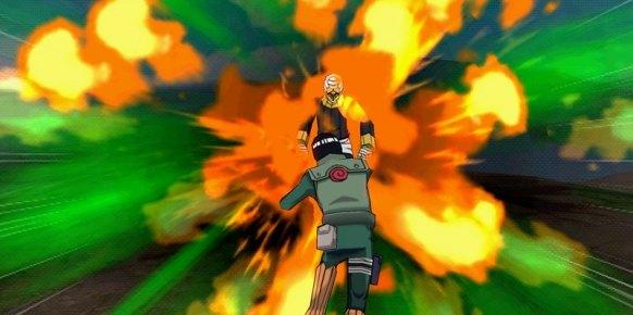 Naruto Shippuden: Ultimate Ninja Impact - Análisis PSP - 3DJuegos