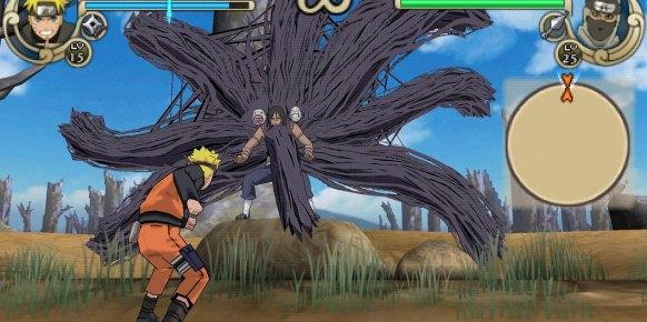 Naruto Ultimate Ninja Impact: Impresiones jugables