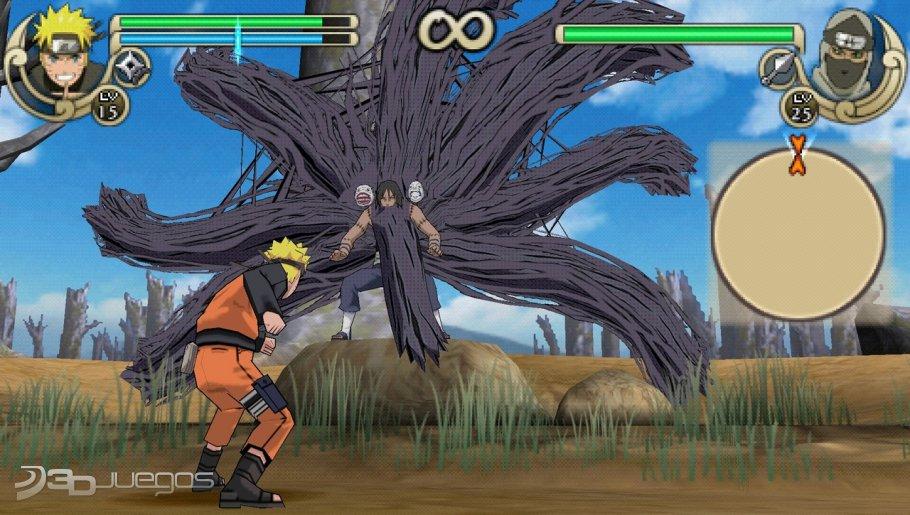 Naruto Ultimate Ninja Impact - Impresiones jugables