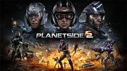 Car�tula oficial de Planetside 2 PC