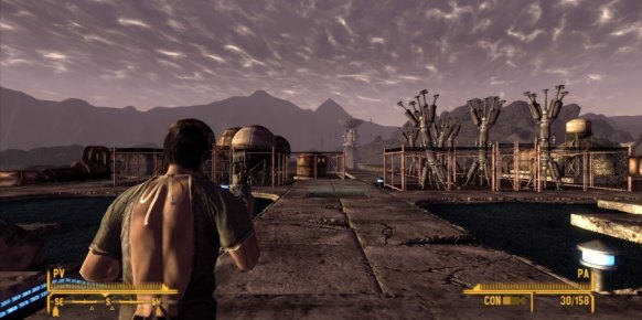 New Vegas: Old World Blues