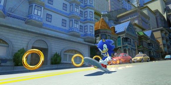 Sonic Generations: Impresiones jugables