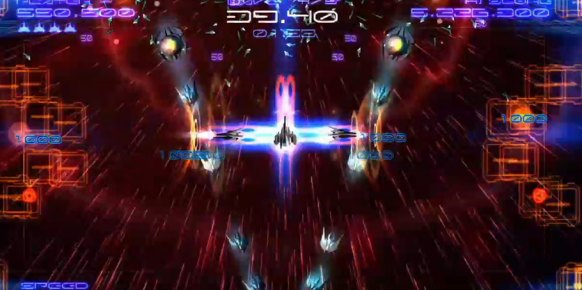 Galaga Legions DX (Xbox 360)