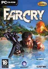 Car�tula oficial de Far Cry PC