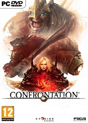 Car�tula oficial de Confrontation PC