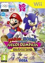 Mario y Sonic en los Juegos Ol&iacute;mpicos - London 2012