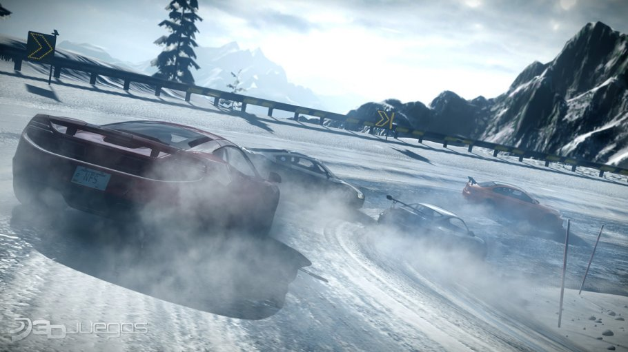 Need for Speed The Run - Impresiones GamesCom