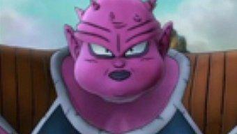 Video Dragon Ball Z Ultimate Tenkaichi, Gameplay: Dodoria vs Vegeta