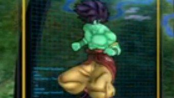 Video Dragon Ball Z Ultimate Tenkaichi, Gameplay: Personalización