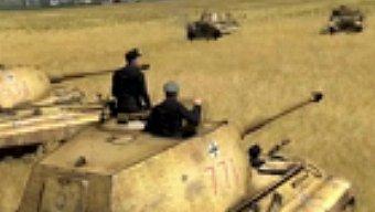 Video Iron Front: Liberation 1944, Tanks