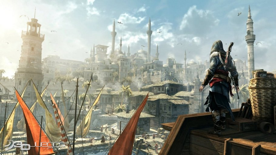 Assassin�s Creed Revelations - Entrevista Alexandre Amancio