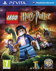 Lego Harry Potter: Años 5-7 Vita